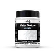 Transparent Water 200ml
