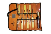 Professional wood carving set