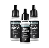 Mediums modelismo 17ml